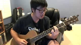 盧廣仲(Crowd Lu) - 校園歌手 [Cover]