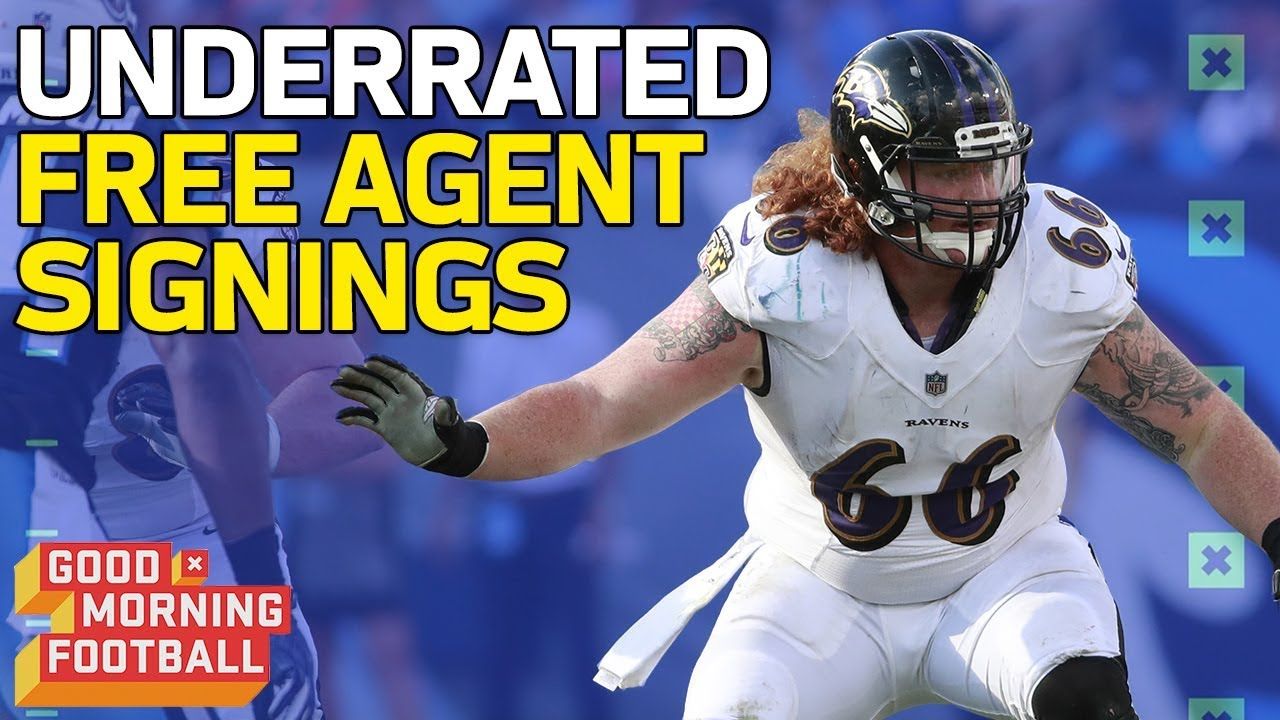 the-most-underrated-free-agent-signings-of-2018-good-morning-football-nfl-network