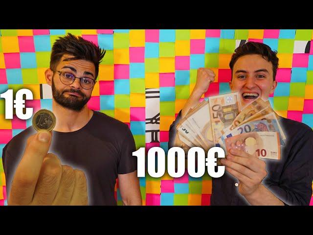 ON EST PASSÉ DE 1€ À 1000€ (feat. FASTGOODCUISINE) / EP 3 FINALE