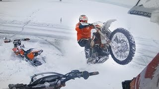 These Special Winterdays.. | Snow Enduro 2015
