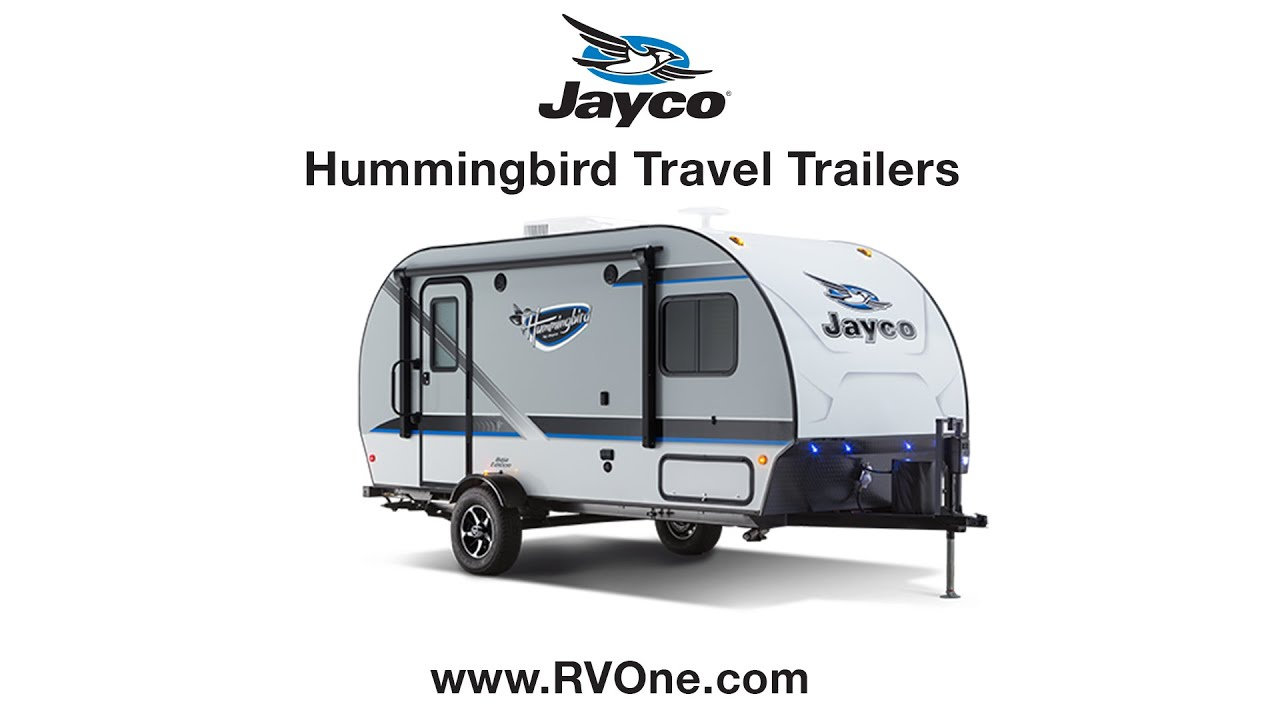 Jayco Hummingbird Travel Trailers Youtube