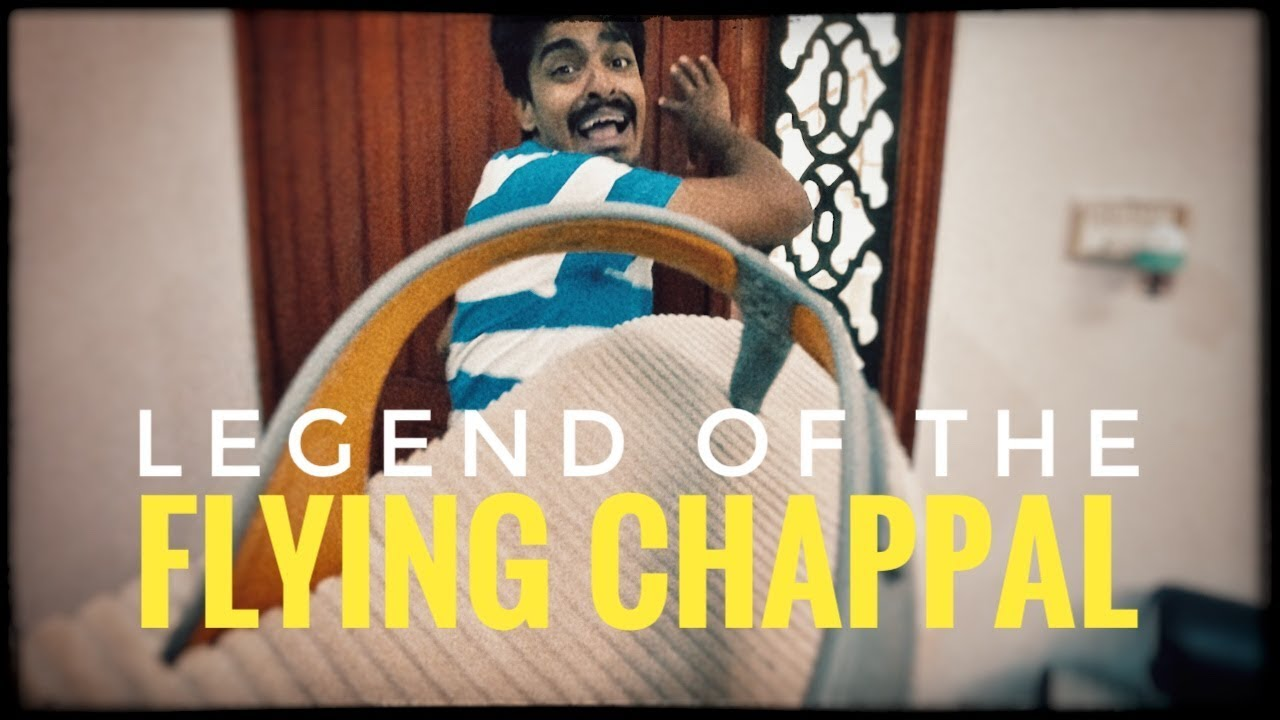 The Legend of the Flying Chappal | Bekaar Films | Funny
