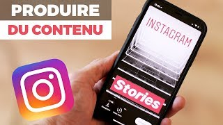 Comment créer des INSTAGRAM Stories pour son Business