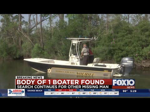 Body Of Missing Fisherman Recovered