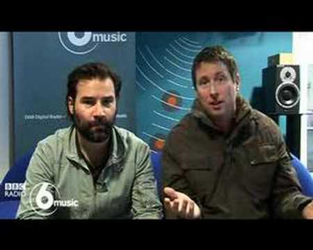 BBC 6 Music: Adam and Joe's Video Wars