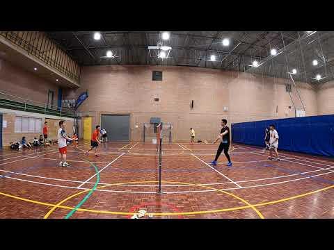 19.12.12 8:30am Sports Hall Game 7 Round 2 (Interrupted)