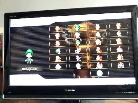 Comment debloquer tous les personnages de mario kart wii - Tous les personnages mario kart wii ...