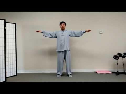 Qigong Nerve Glides with voice guidance