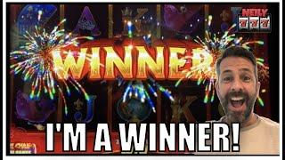 I'm a WINNER on Pan Chang! Slots at Chumash!