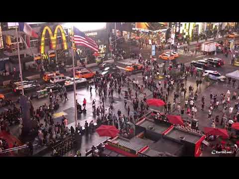 New York City - Time Square Live Camera