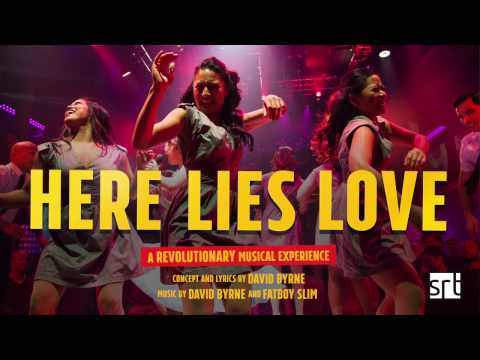 Here Lies Love at Seattle Repertory Theatre