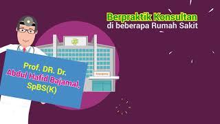 Prof. Dr Eka Juliata Sp.BS,Ph.D (Spesialis Bedah Saraf).