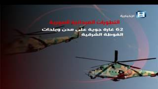 آخر التطورات الميدانية السورية
