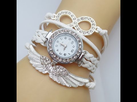 LADIES LATEST MODELS HAND WATCHES. - YouTube