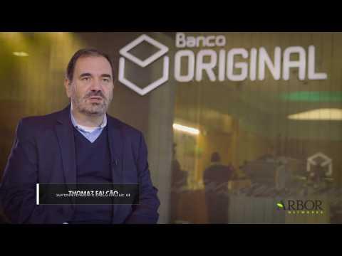 Caso de sucesso da Arbor Networks - Banco Original - Brasil