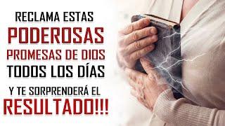 🔥ORACION DE LA MAÑANA🙏 RECLAMA ESTAS PROMESAS DE DIOS PARA TU VIDA 📖 Y TE SORPRENDERAS !!! ((😳))