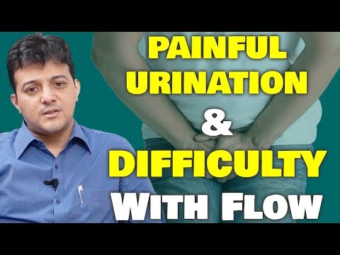 Urination: Difficulty With Flow | Urinary Tract Problems in Men
