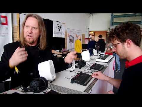 IK Multimedia Uno Synth Hands-On Demo