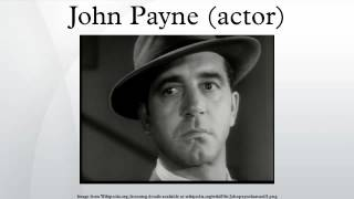 John Payne (actor)