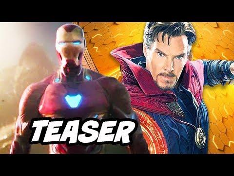 Avengers 4 Doctor Strange 2 Teaser...