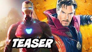 Avengers 4 Doctor Strange 2 Teaser Explained
