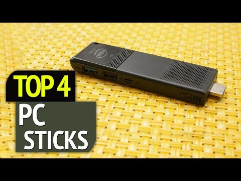 TOP 4: Best PC Sticks 2019