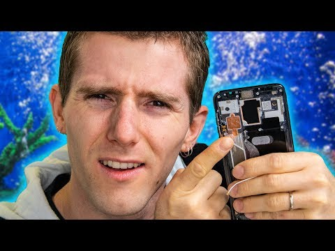 Water  Cooled Smartphone - S#!t Manufacturers Say