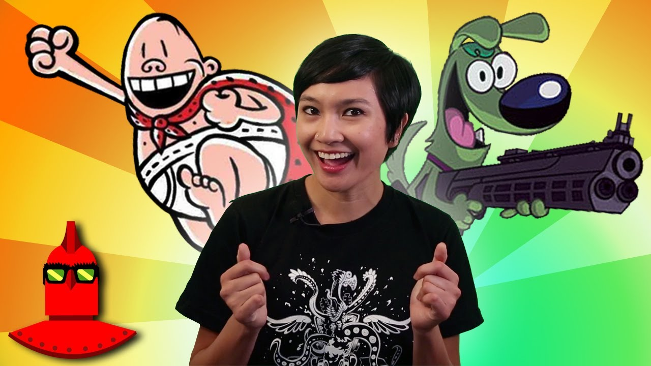 Dead Meat, Captain Underpants and Nintendo Video - Toon Buzz on ...