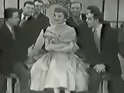 Janet Blair, I Love to  Rhyme, 1955 TV