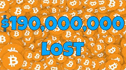 Bitcoin Investors Out 190 Million After Only Guy With The Password Dies Unexpectedly