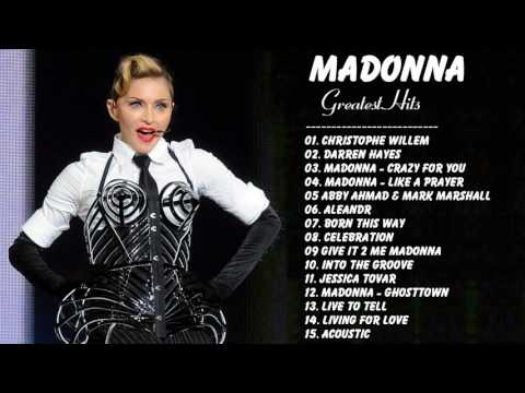 Madonna: Madonna Greatest Hits Full Album Live | Best Songs Of Madonna