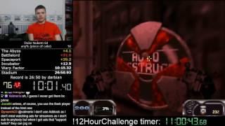 (26:07) Duke Nukem 64 - any% speedrun *Former World Record*