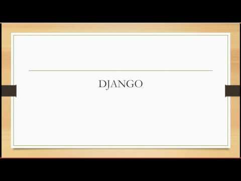 Web application design using Django and Flask frameworks.