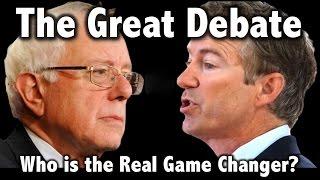 Gambar cover Bernie Sanders vs Rand Paul: Healthcare & Drug Company Corruption