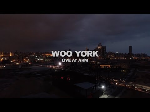 Woo York Live Set @ AHM Beirut | Late Knights | BE-AT.TV