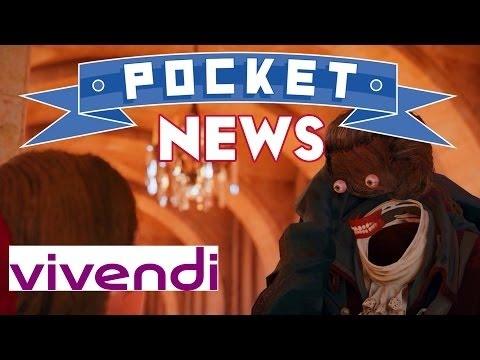 Ubisoft Survives Vivendi - Pocket News