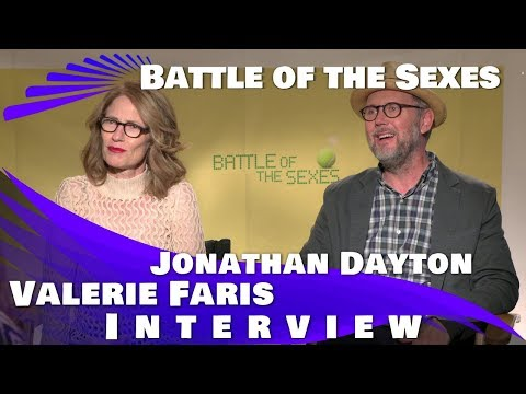 VALERIE FARIS & JONATHAN DAYTON  BATTLE OF THE ..