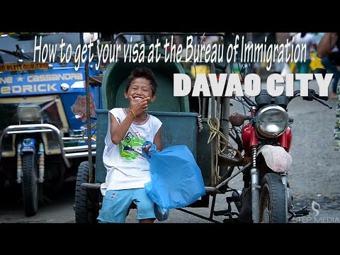 The Bureau of Immigration Davao City Philippines: How to get your visa