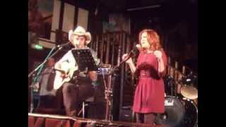 COUNTRY REVIVAL - JACKSON (JOHNNY CASH COVER)DINKEY DONKEY DO 2013 at GREAT BIRCHWOOD