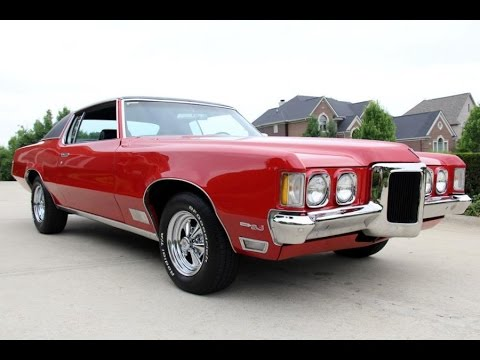 1970 Pontiac Grand Prix For Sale Youtube