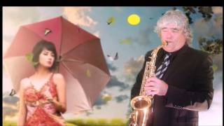 Woman in Love - Une Femme Amoureuse - Serge TORRES Alto Sax
