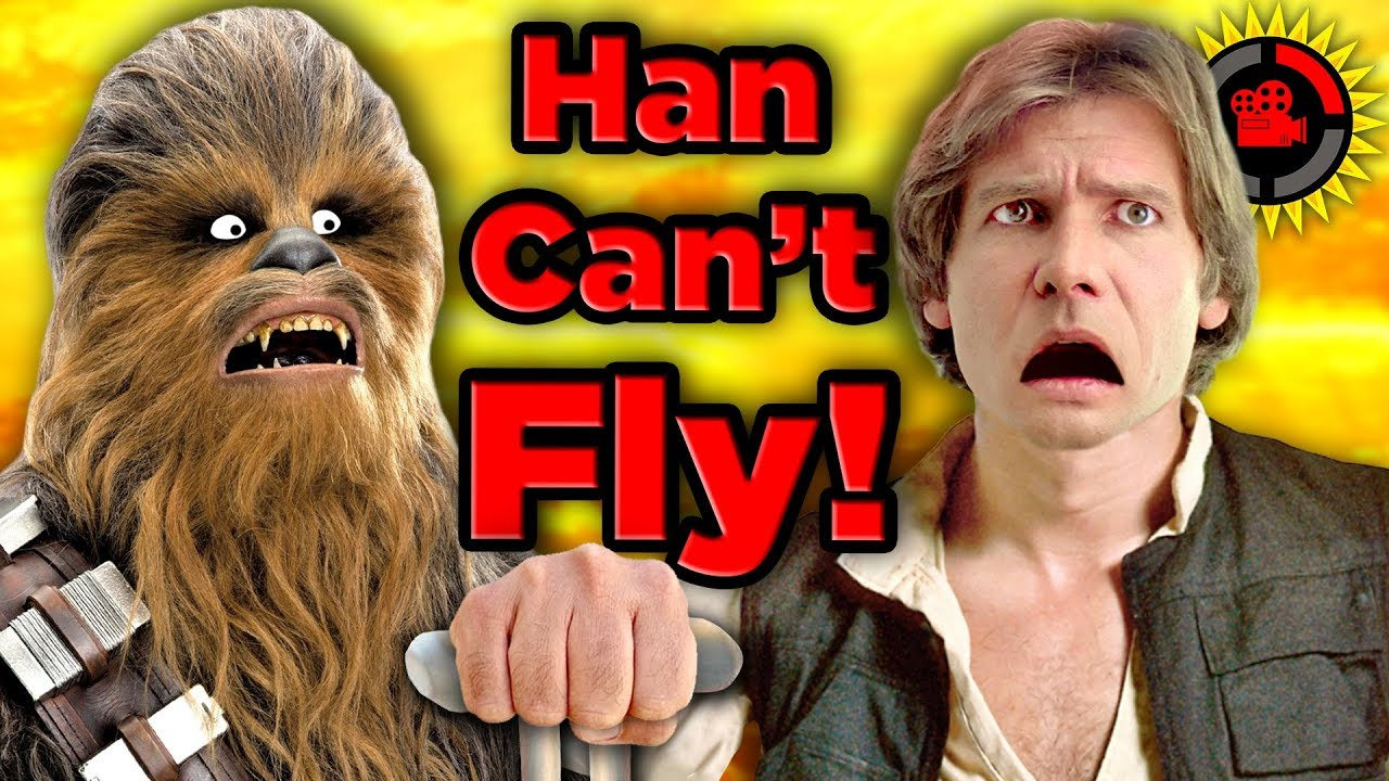 Film Theory: Han Solo CAN'T Fly! (Star Wars Trilogy + Solo: A Star Wars Story)