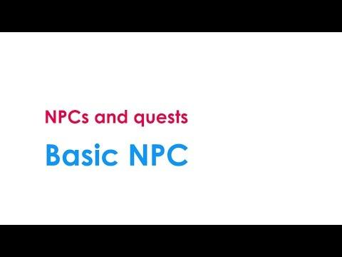 NPCs   basic