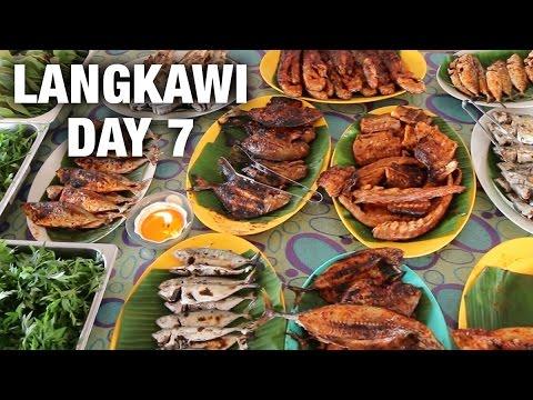 Unbelievable Buffet, Goodbye Langkawi (Day 7)