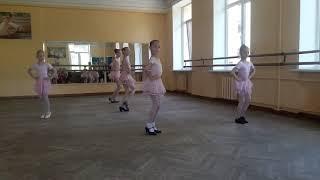 """Белорусский этюд НАКТ """"Надежда"""" оикрытый урок по народным танцам"""