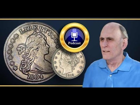 CoinWeek Podcast #53: Coins as an Investment & Congress and the CCAC with Reed Hawn- Audio