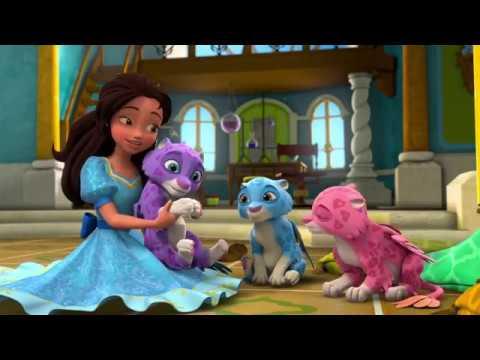 Elena de Avalor ❤️Tres Jaquins y una princesa #3 |Disney Junior Capitulos Serie Elena De Avalor