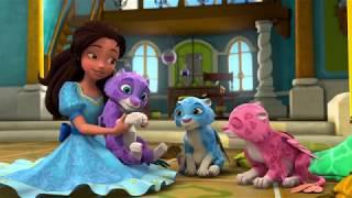 Elena de Avalor Tres Jaquins y una princesa #3 Disney Junior Capitulos Serie Elena De Aval ...