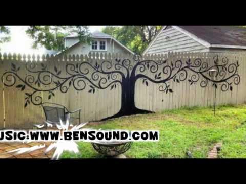 Superior Garden Fence Paint