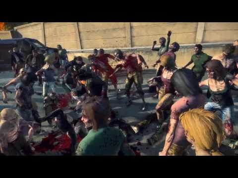 Dead Rising 3 PC (Quadruple the Zombies + Enhanced Graphics Mods)
